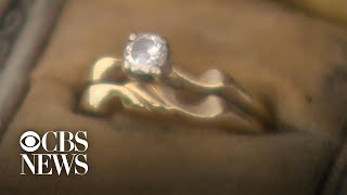 Ring found in Getty Fire also survived 1961 fire