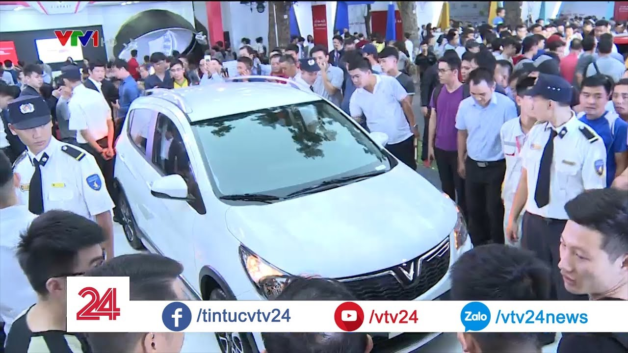 Vinfast ra mắt mẫu xe mới: Người tiêu dùng băn khoăn gì?| VTV24