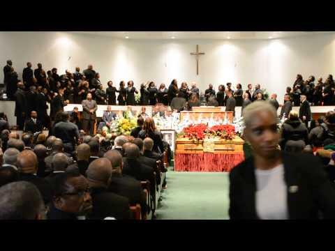 Total Praise- Glen A. Staples Ensemble/Mayor Marion Barry Community Celebration Memorial