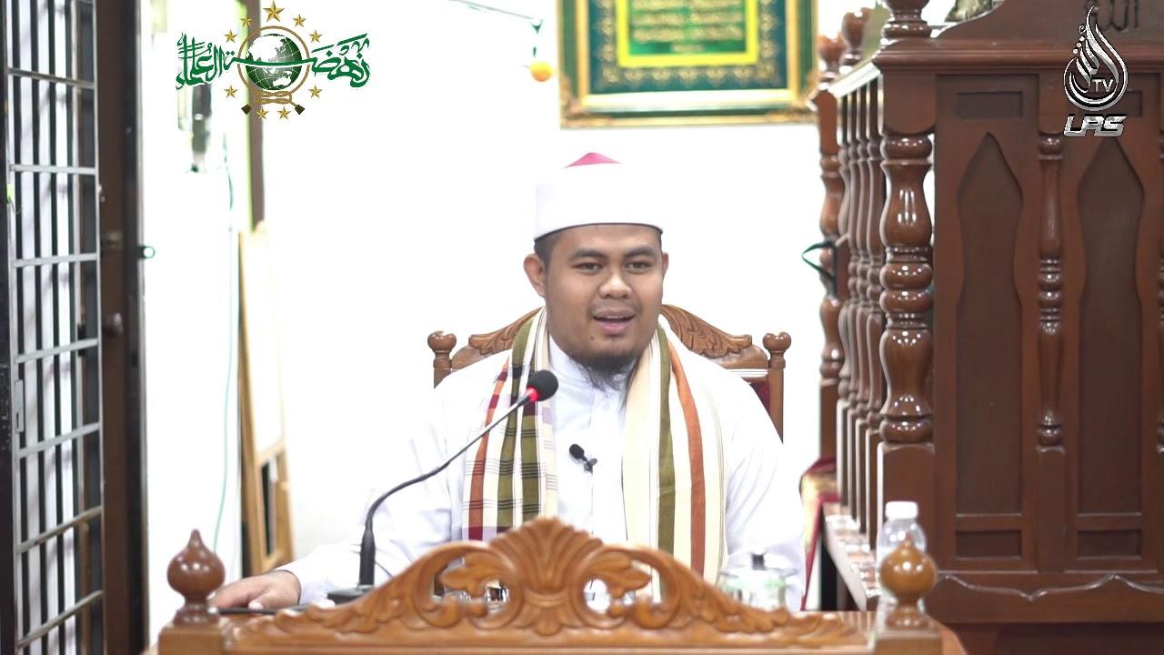 Ustaz Afif Shukri - jangan bebankan dirimu dengan dosa