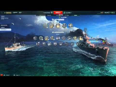 World of Warships Tutorial - Ep1 UI