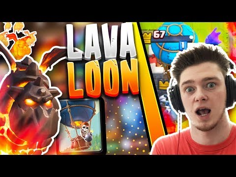 LavaLoon OP Stronger Than Ever! Best 12 Win and Ladder Deck!