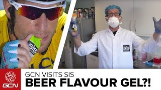 Gcn Creates The World First Beer Flavour Energy Gel! | Gcn Does Science