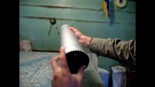 видео Коаксиальная труба для дымохода