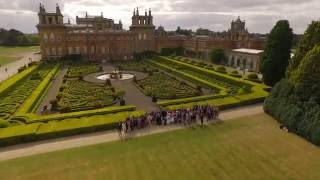 Jason and Christy Wedding - Blenheim Palace 8th August 2016