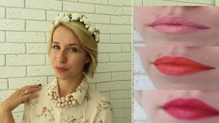 Lip Product Addict TAG/МОЯ КОЛЛЕКЦИЯ ПОМАД