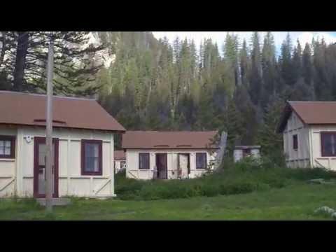 Glacier national park lodging belton chalet doovi for Rising sun motor inn cabins