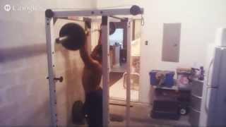 Workout (Legs/shoulders/back) 8/28 Thumbnail