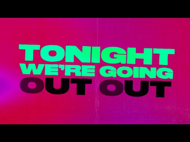 Joel Corry x Jax Jones - OUT OUT (feat. Charli XCX & Saweetie) [Official Lyric Video]