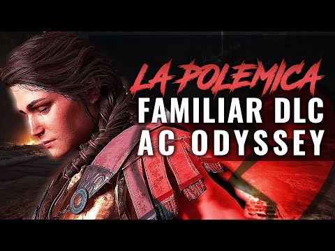 La polémica familiar en las decisiones del DLC de Assassin's Creed Odyssey | CRITICA thumbnail