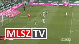 Ferencvárosi TC- Mezőkövesd Zsóry FC| 5-0 (3-0) | OTP Bank Liga | 3. forduló | 2017/2018 | MLSZTV