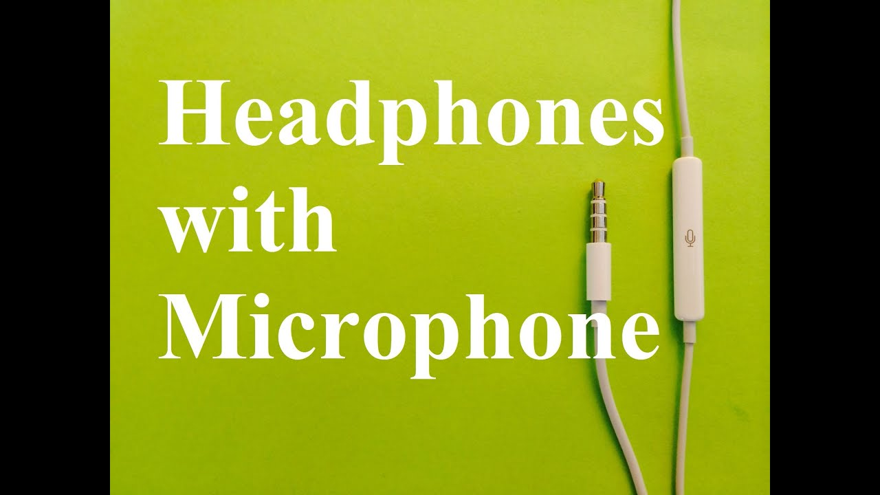 Repairing Headphones with Microphone (TRRS Plug) - YouTube