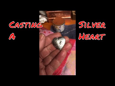 Casting a Silver Heart