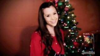 Repeat youtube video Mistletoe - Justin Bieber (cover) Megan Nicole