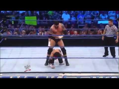Wade Barrett First Bull Hammer