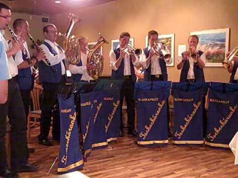 Vintage Band Festival: Blaskappelle Tschecháranka