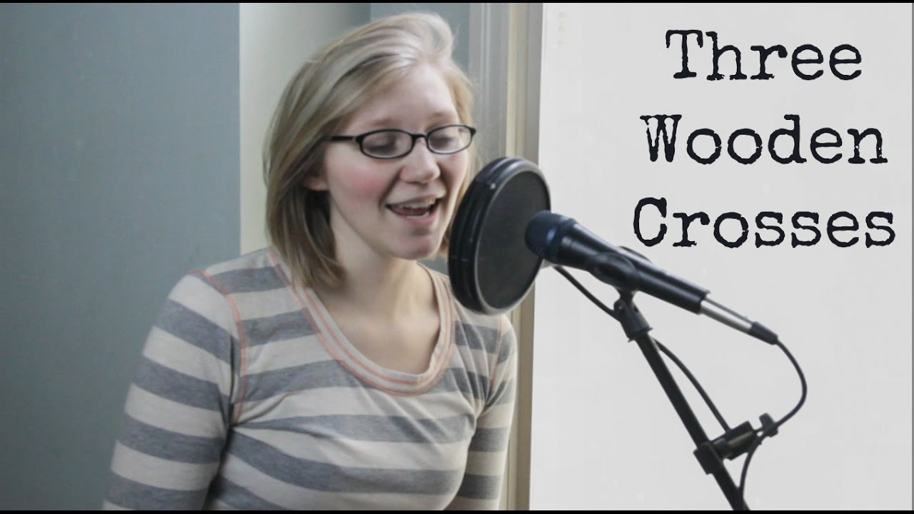 Young Woman Shares Cover Of Randy Travis Three Wooden Crosses