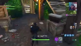 Fortnite live stream duos with red head 99