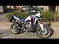 2017 HONDA AFRICA TWIN, First thoughts and parts I've added so far