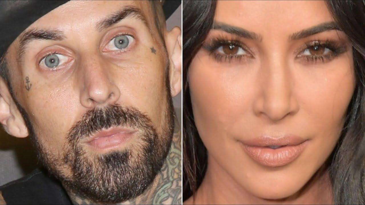 Details Emerge On Kim Kardashian And Travis Barker Affair Claim