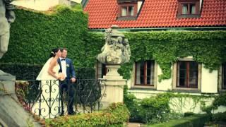 видео свадьба в праге