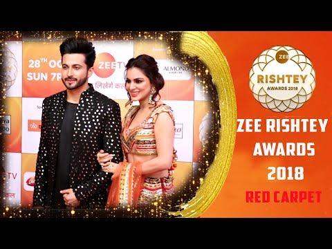 Kundali Bhagya - Karan & Preeta At Zee Rishtey Awards 2018 Full Show | Red Carpet