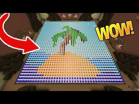 ONLY HEADS CHALLENGE 2!! (Minecraft Build Battle) thumbnail