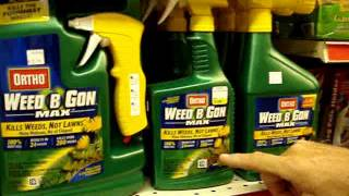 Best ways to use weed killers for your lawn