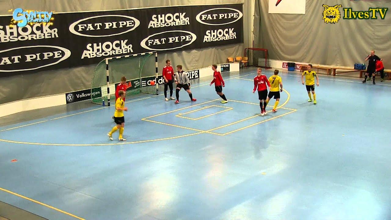 PP-70-Ilves FS 4-3 (1-2) Futsal Cup 3. kierros 19.12.12 - YouTube
