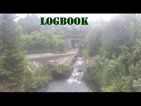 "Geocaching: ""Nano"" - Logbook"