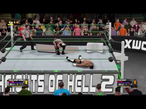 XWC Heights of Hell 2: Ryan Wolf vs Sean Avery (XWC KTTK Championship)
