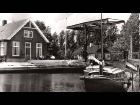 1950-1980 Wanneperveen Dinxsterveen naar Ronduite