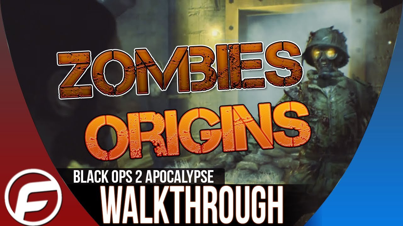 Black ops 2 origins zombies quick revive guide tutorial - Black ops 2 origins walkthrough ...