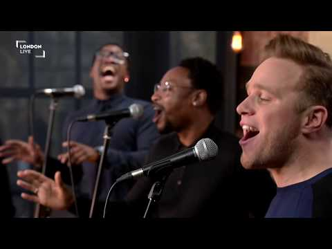 Olly Murs - Grow Up  |  London Live Sessions