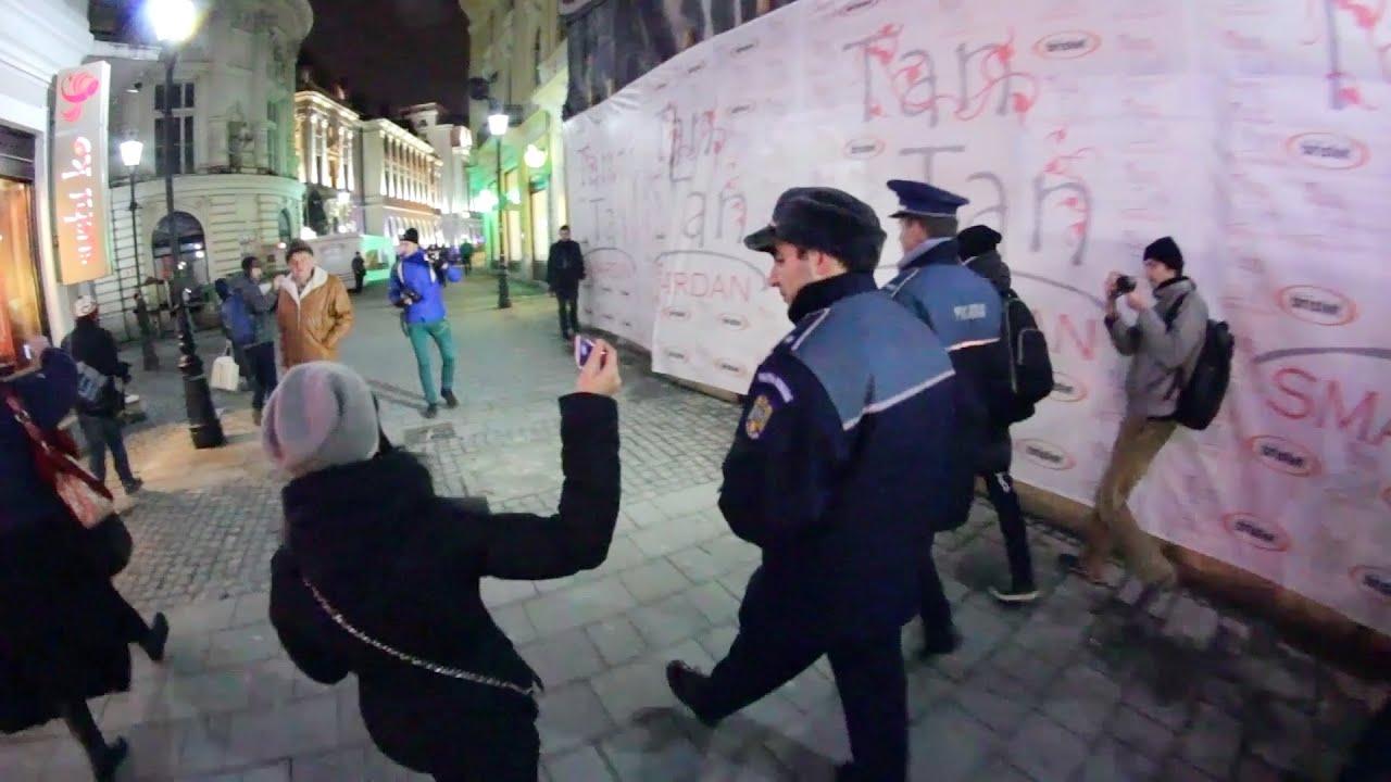 FLASHMOB – STOP abuzurilor Poliției