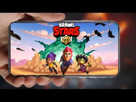 Brawl Stars: Finalmente ele chegou no Android!!! O game que muitos esperavam!!! #ZigIndica23 - Omega Play
