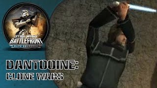 Star Wars Battlefront: Elite Squadron (PSP) HD Gameplay: Dantooine | Clone Wars