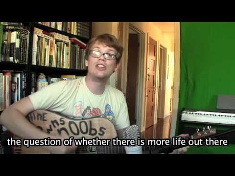 The Fermi Paradox: A Song