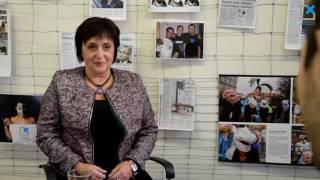 Martina Uhrinová - Cena za odvahu 2016