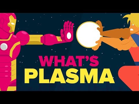 PLASMA - The Boss Of All States Of Matter | MONSTER BOX