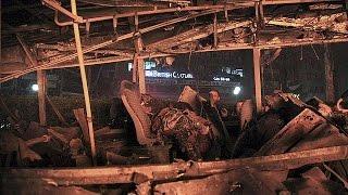 اتهام حزب العمال الكردستاني بتنفيذ تفجير أنقرة الذي خلّف مقتل 37 قتيلا