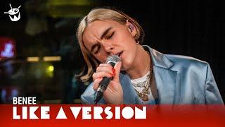 BENEE - 'Glitter' (live for Like A Version) cмотреть видео онлайн бесплатно в высоком качестве - HDVIDEO