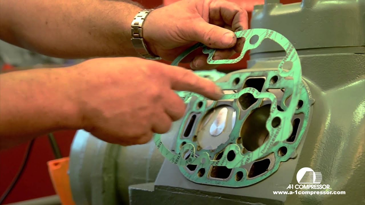 Changing A Carrier Compressor Valve Plate Youtube
