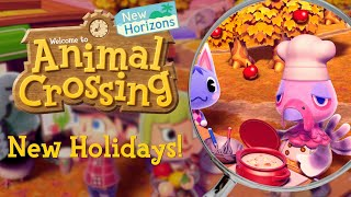 New Holiday Ideas for Animal Crossing New Horizons