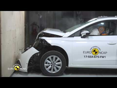 Euro NCAP Crash Test of Seat Ibiza