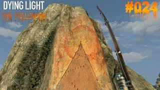 DYING LIGHT THE FOLLOWING #024 - ♥ Ist jemand Zuhause? ♥  | Let's Play Dying Light (Deutsch)