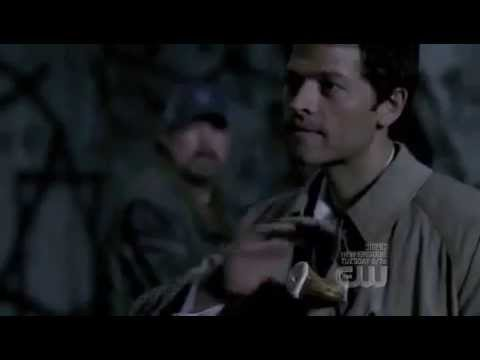 i am your excellency angel (Castiel/Dean - bloodplay)