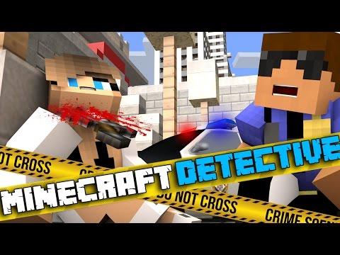 Minecraft Detective - Murder Mystery!