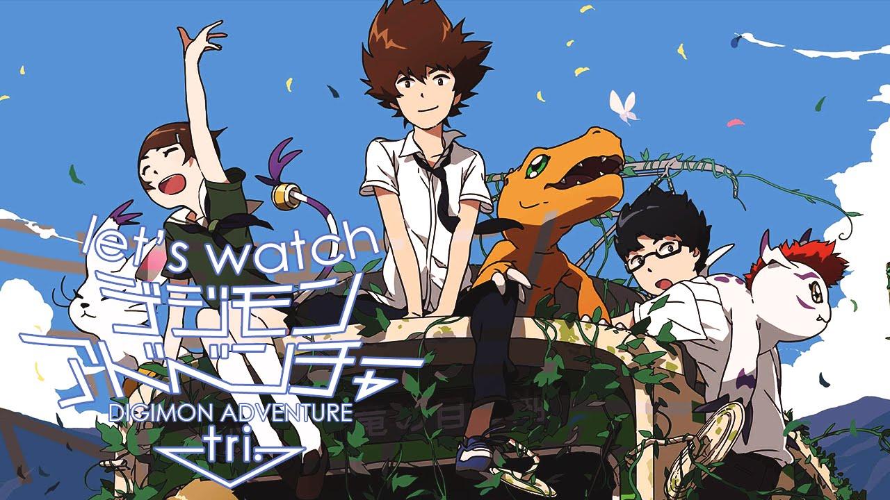 Digimon Tri Online Stream