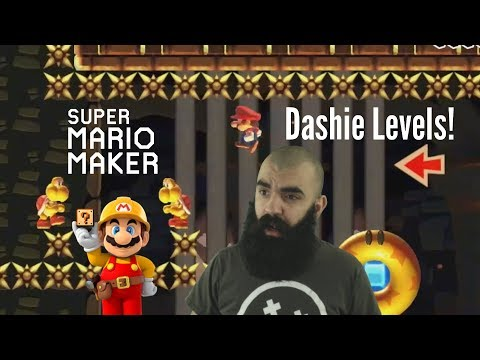 Dashie Doctorate | Mario Maker Super Expert Levels | Yusef & Thomandy appearances